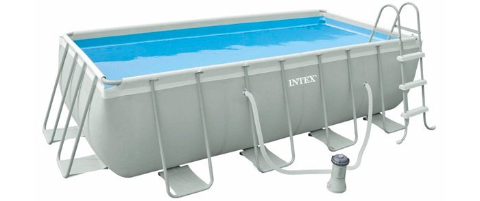 Intex Prism Frame pool 400 x 200