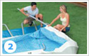 Intex ultra Frame Pool 2