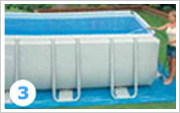 Intex ultra Frame Pool 3