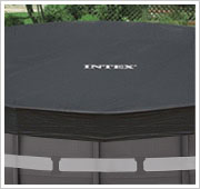 Intex Ultra Frame Pool / Bâche de protection incluse