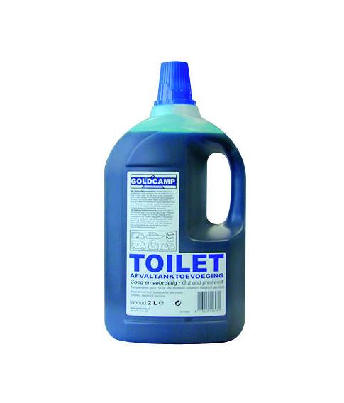 Image de Additif pour toilettes chimiques Goldcamp