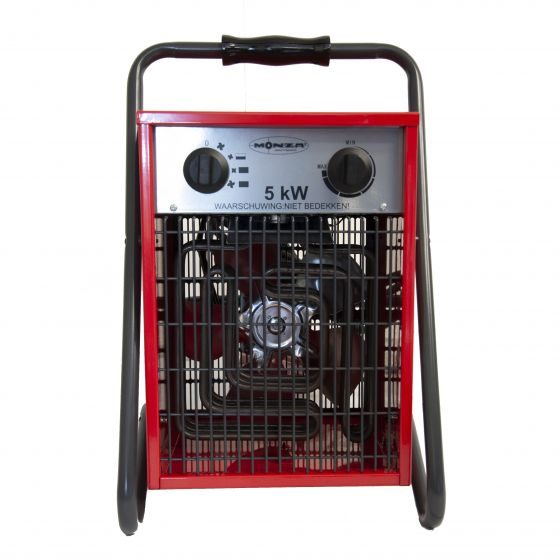 Radiateur-soufflant-industriel-5000W