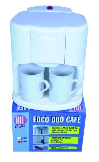 Machine-à-café-24-volts-avec-2-tasses