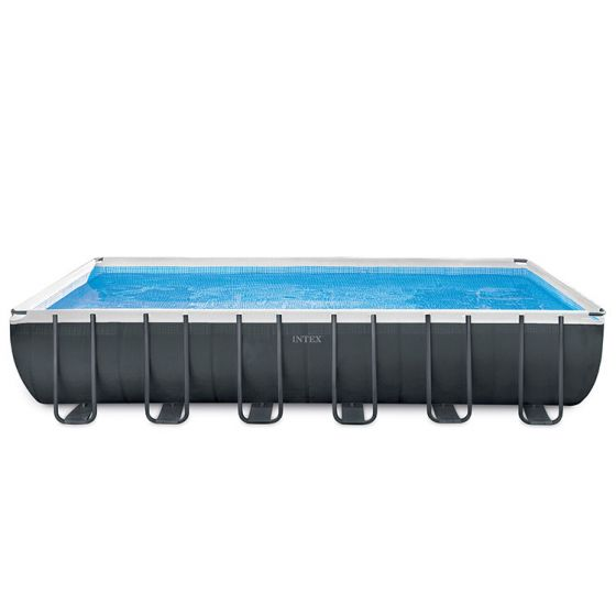 Kit-Piscine-Intex™-Ultra-XTR-Frame-7.32-x-3.66-x-1.32m-(Incl.-filtre-à-sable)