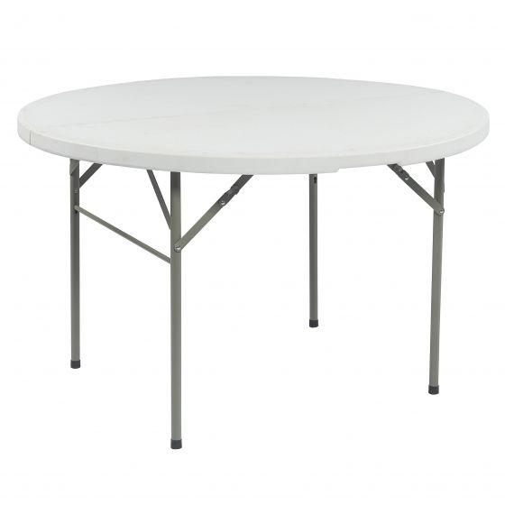 Table-ronde-pliante-Party-122-cm