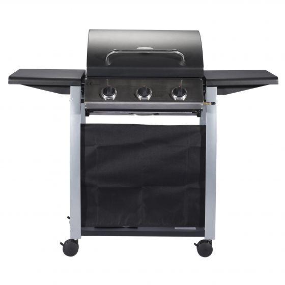 Barbecue-au-gaz-3-feux-Pure-Garden-&-Living-Dakota