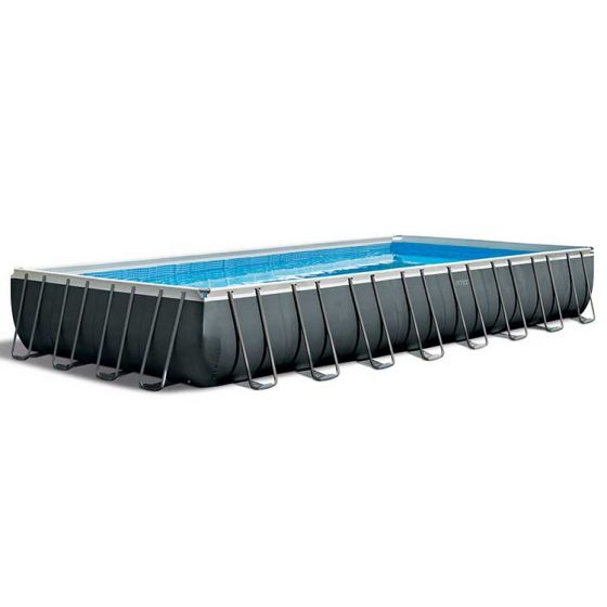 Kit-Piscine-Intex™-Ultra-XTR-Frame-9.75-x-4.88-x-1.32m-(Incl.-filtre-à-sable)