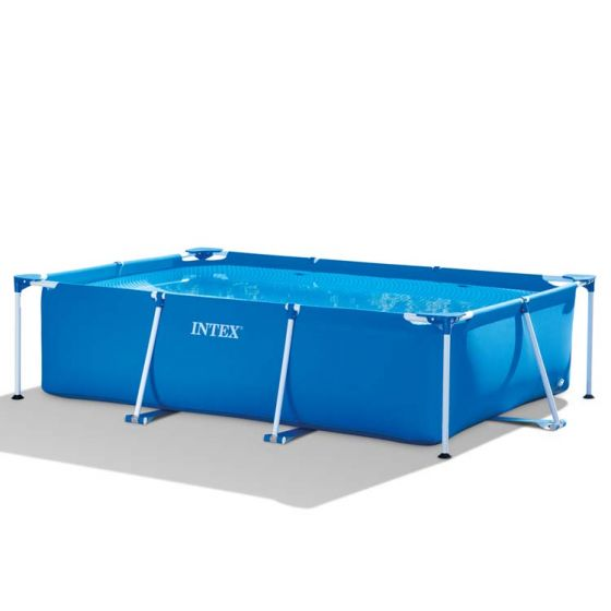 Piscine-Intex™-Metal-Frame-2.60-x-1.60-x-0.65m