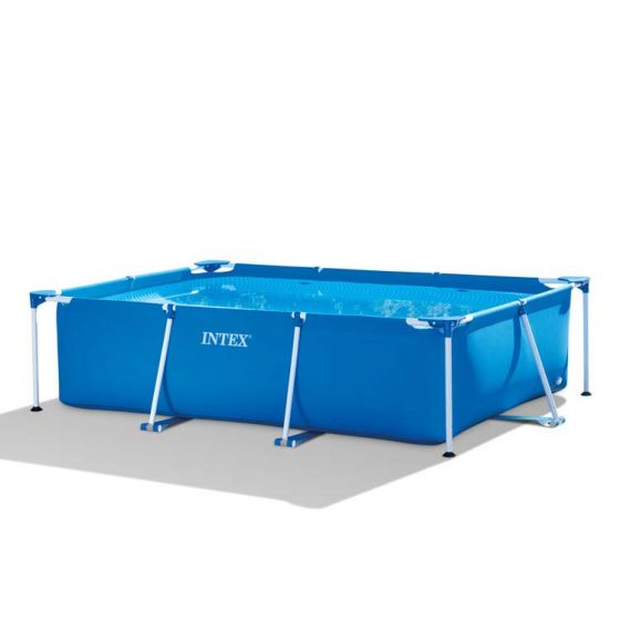 Piscine-Intex™-Metal-Frame-2.20-x-1.50-x-0.60m