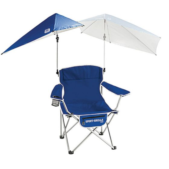 Chaise-Super-Brella-Bleu