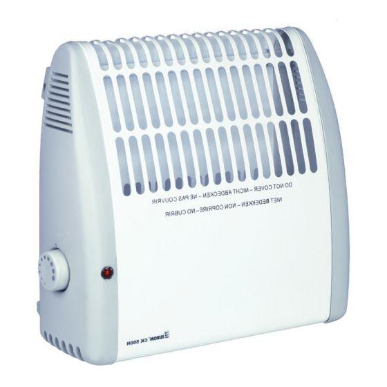 Protecteur-anti-gel-Eurom-K501H