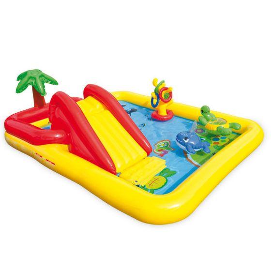 INTEX™-aire-de-jeux-aquatiques---Ocean-Play-Center