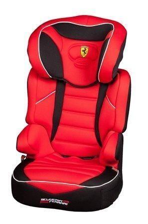 Siège-auto-Ferrari-Befix-SP-Rosso-groupe-2/3
