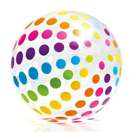 INTEX™-Ballon-de-plage-géant---Ø-107-cm