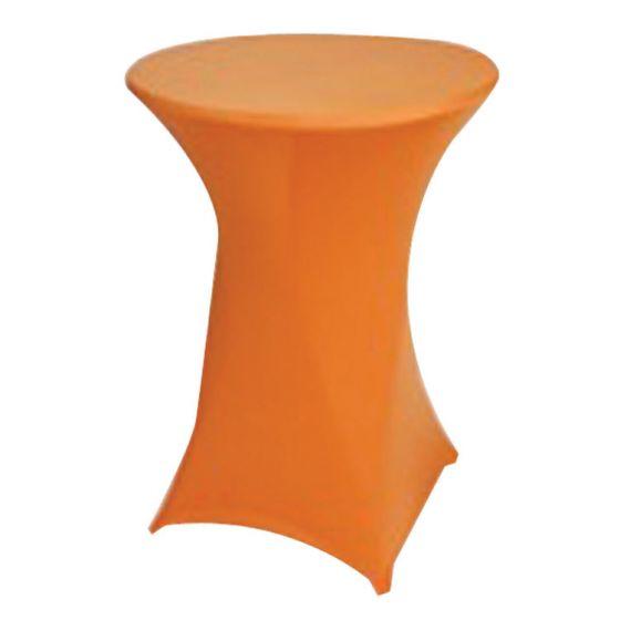Housse-table-haute-orange