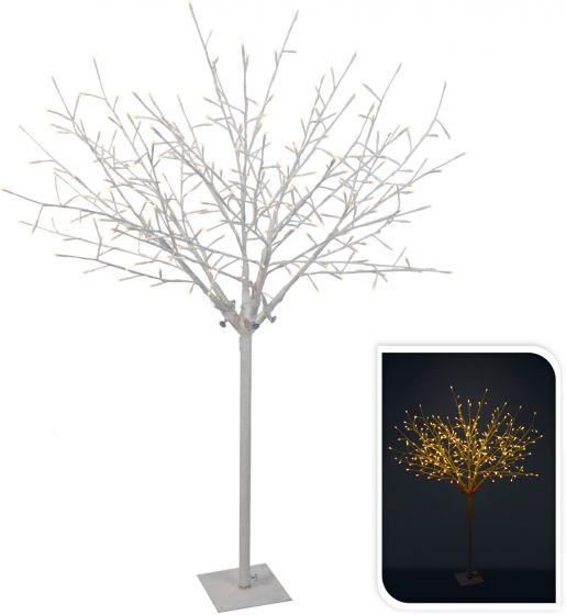 Arbre-à-branches-blanc-304LED-blanc-chaud-150-cm