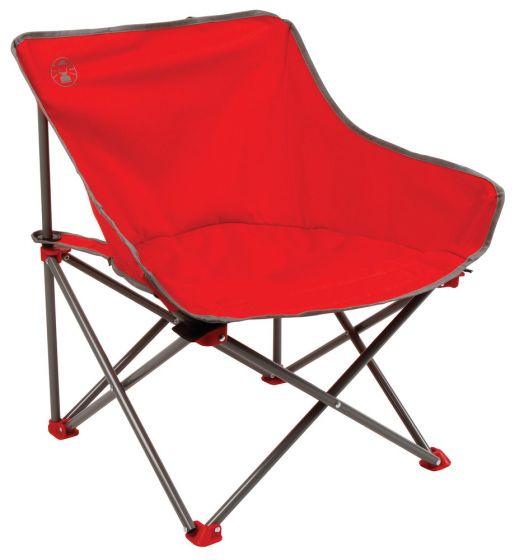 Chaise-longue-de-camping-Coleman-rouge