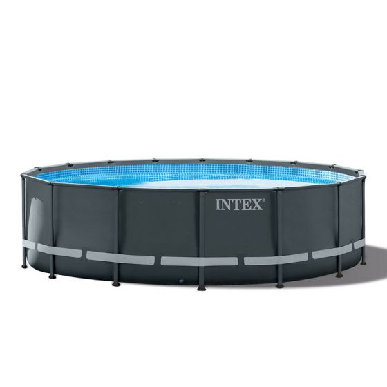 Kit-Piscine-Intex™-Ultra-XTR-Frame-Ø-4.88-x-1.22m-(Incl.-filtre-à-sable)
