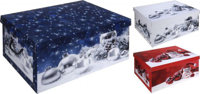 Boîte-de-rangement-et-boîte-cadeau-Noël