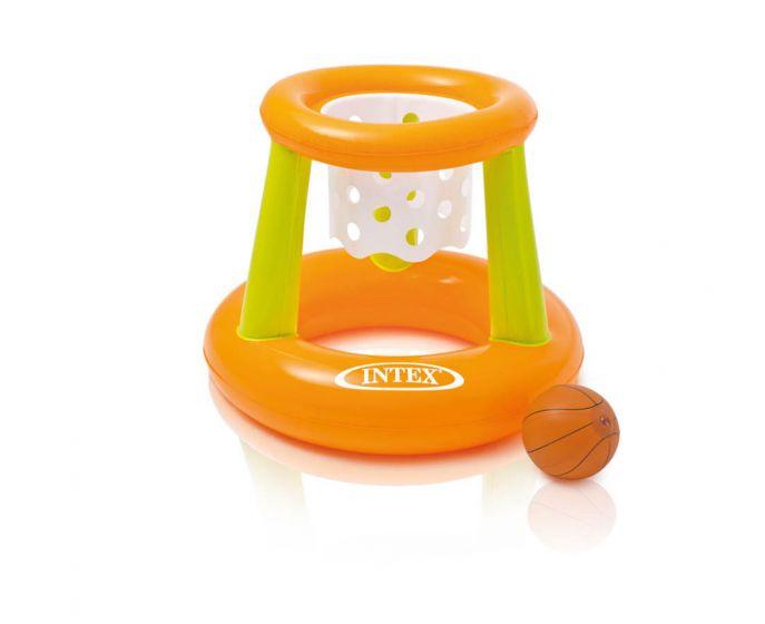Jeu-De-Basket-ball-Flottant-Gonflable