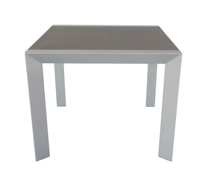 Table-de-jardin-gris-/-anthracite-90-x-90-cm