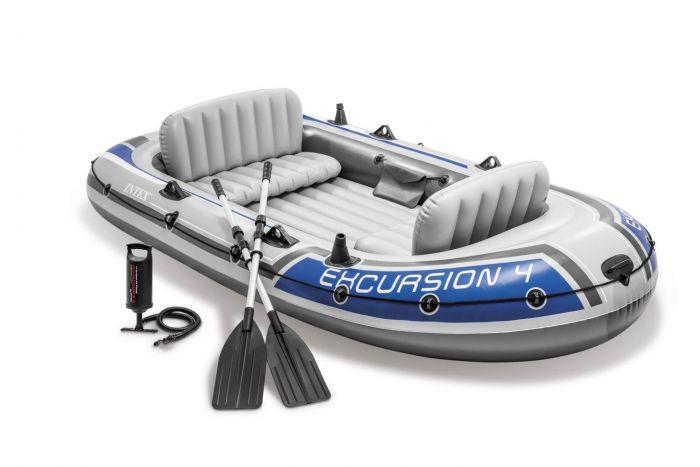 Intex-bateau-gonflable---Excursion-4-Set