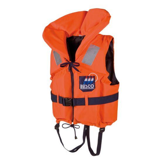 Gilet-de-sauvetage-Besto-à-col-15-30-kgs
