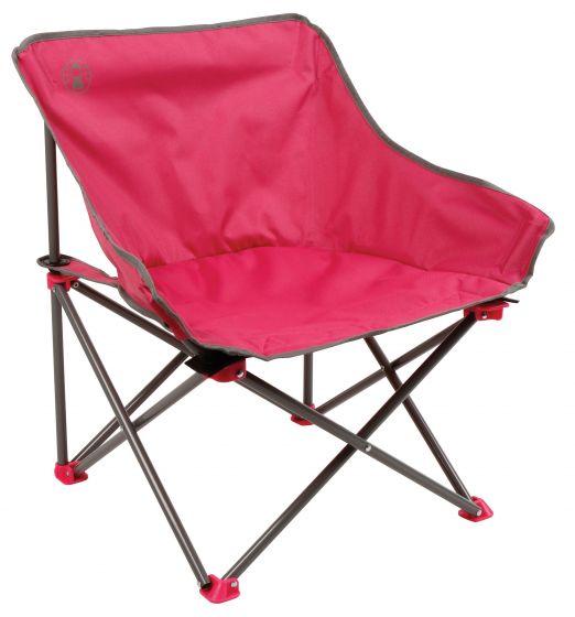 Chaise-longue-de-camping-Coleman-rose
