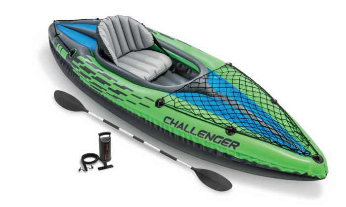 kayak-gonflable-Intex---Challenger-K1-Kayak