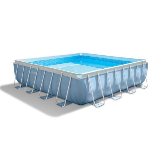 Kit-piscine-Intex™-Prism-Frame-4.27-x-4.27m
