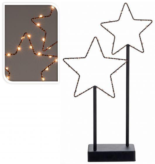 Étoiles-avec-30-ampoules-LED-40-cm
