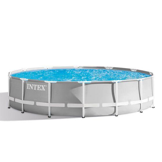 Kit-piscine-Intex™-Prism-Frame-Ø-4.27-x-1.07m