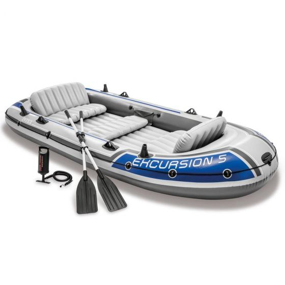 Intex-bateau-gonflable---Excursion-5-Set