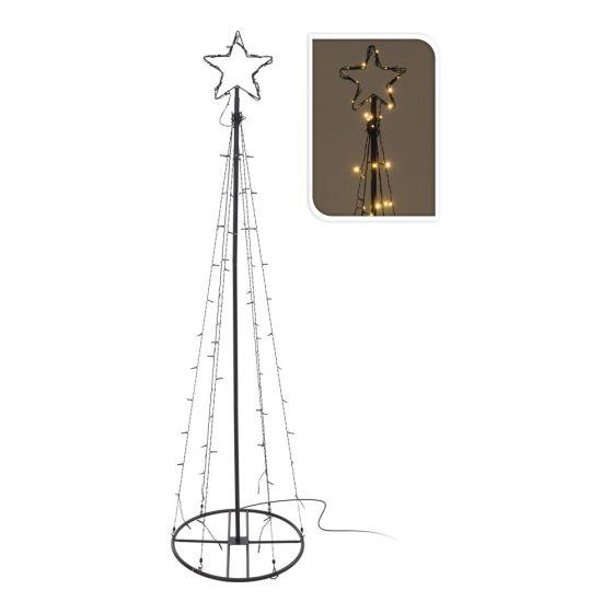Tour-avec-étoile-70-LED-120-cm