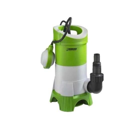 Pompe-pour-eau-claire-/-pompe-à-eaux-chargées-Eurom-Flow-400
