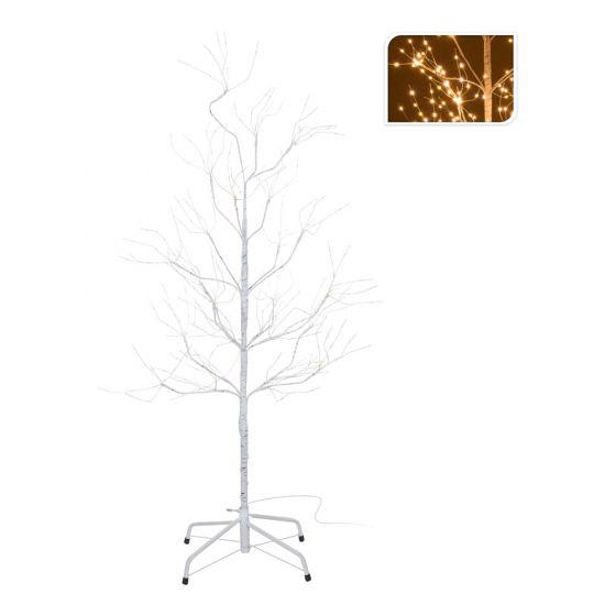 Arbre-lumineux-120cm-390LED-blanc-chaud-avec-minuteur