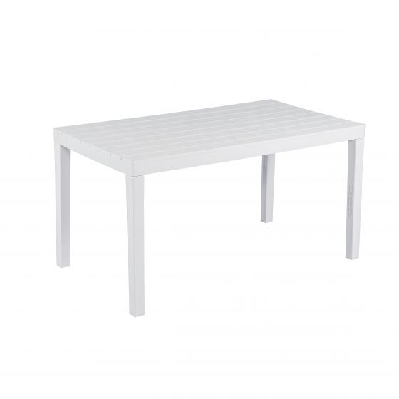 Table-de-jardin-Sumatra-138-x-80-Blanc