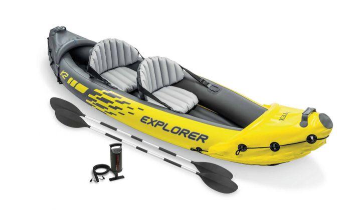 Kayak-Gonflable-Intex---Explorer-K2-Set
