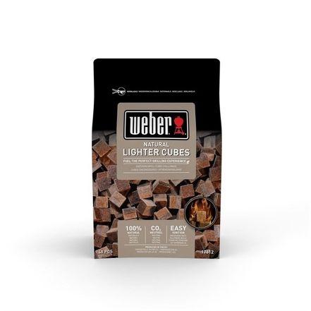 Blocs-allume-feu-Weber---24-pièces-bruns