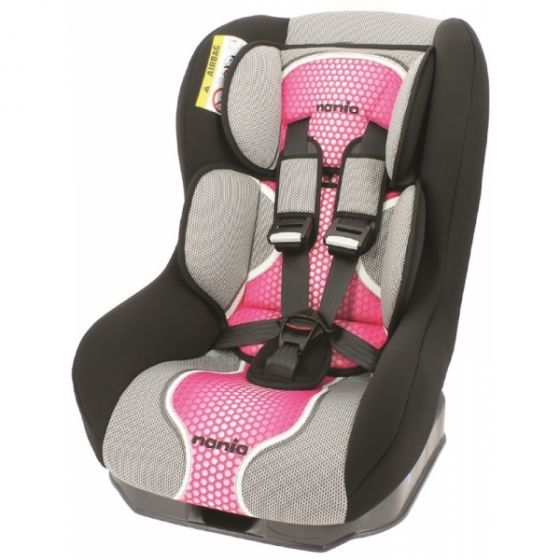 Siège-auto-Nania-First-Driver-Pop-Pink-0/1
