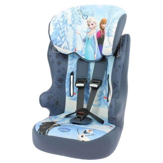Siège-auto-Disney-Racer-Frozen-1/2/3