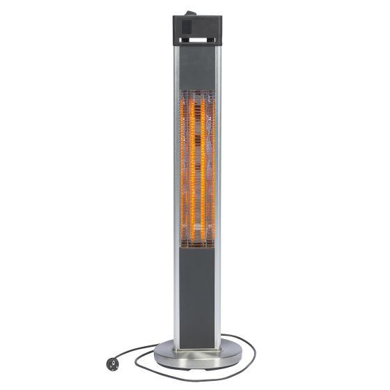 Radiateur-de-terrasse-en-acier-inoxydable-Sur-Pied