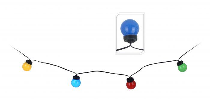 Éclairage-de-fête-10-lampes-multicolore