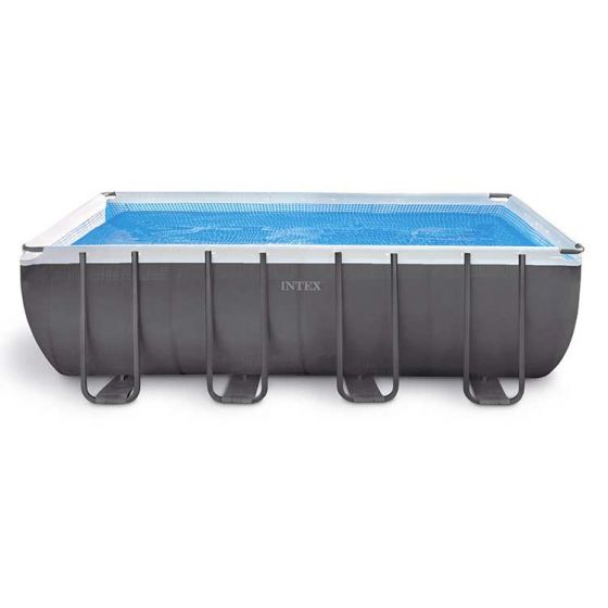 Kit-Piscine-Intex™-Ultra-Frame-5.49-x-2.74-x-1.32m-(Incl.-filtre-à-sable)