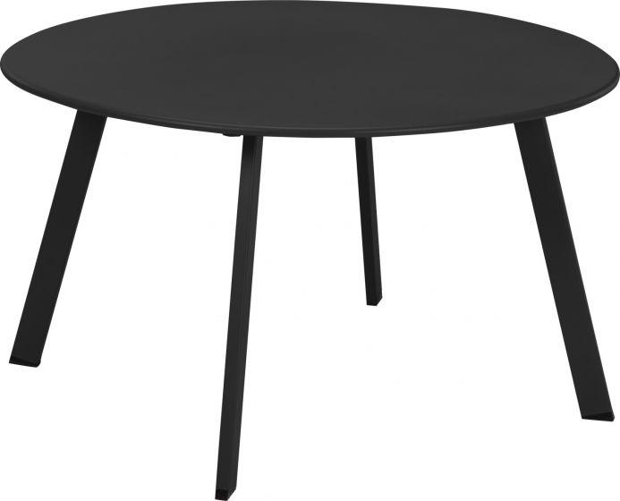 Table-de-salon-extérieur-gris---Ø70