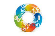 INTEX™-bouée---Color-Whirl-(Ø-122-cm)