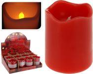 Bougie-led-avec-minuterie-7x9-cm-rouge