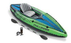 kayak-gonflable-Intex---Challenger-K1-Kayak