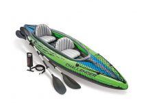 INTEX™-Canoë-gonflable---Challenger-K2-Kayak