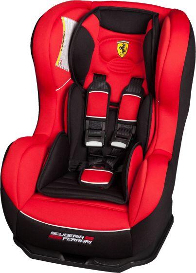 Siège-auto-Ferrari-Cosmo-SP-Rosso-groupe-0/1